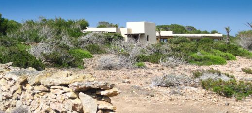 Our Formentera villas - Can Bahía - 7 bedroom villa