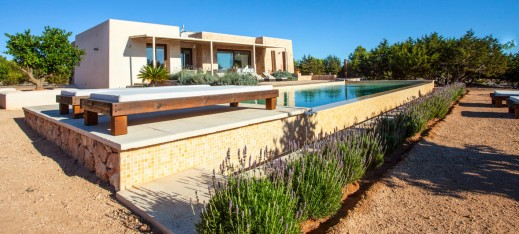 Our Formentera villas - Casa Lavanda - 4 bedroom villa