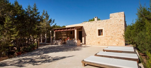 Our Formentera villas - Casa Piedra - 3 bedroom villa