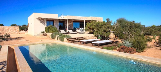 Our Formentera villas - Casa Romero - 4 bedroom villa