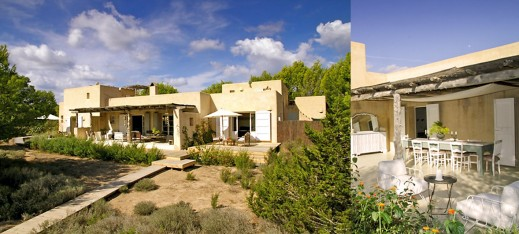 Our Formentera villas - Casa Can Parra - 6 bedroom villa