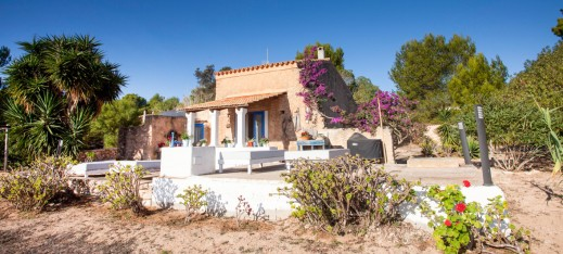 Our Formentera villas - Casita Corda - 2 bedroom villa