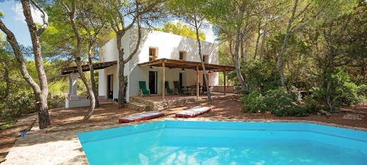 Our Formentera villas - Can Bosc - 4 bedroom villa