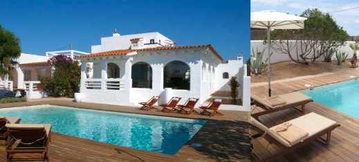 Our Formentera villas - Can Pujols - 4 bedroom villa