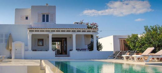 Our Formentera villas - Casa Marco - 3 bedroom villa