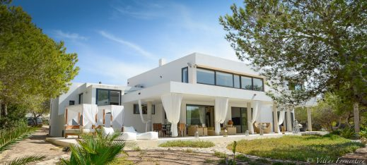 Our Formentera villas - Can Oasis - 5 bedroom villa