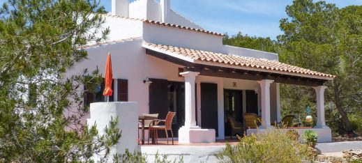 Our Formentera villas - Can Virot - 2 bedroom villa