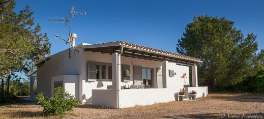 Our Formentera villas - Casa Bijou - 3 bedroom villa