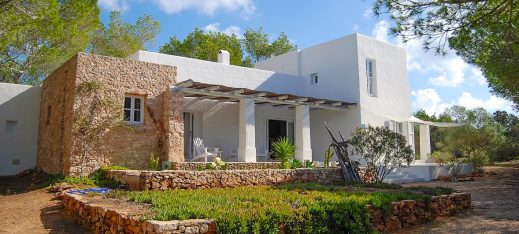 Our Formentera villas - Can Moda - 6 bedroom villa