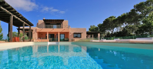 Our Formentera villas - Can Saler - 5 bedroom villa