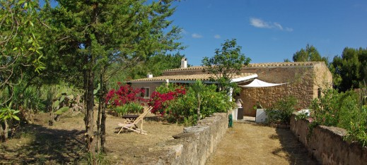 Our Formentera villas - Can Pep - 4 bedroom villa