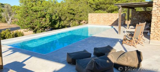 Our Formentera villas - Can Lluqui - 5 bedroom villa
