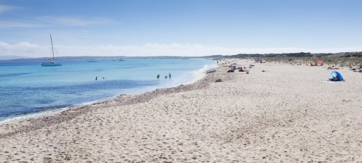 Formentera Beaches - Playa Llevante
