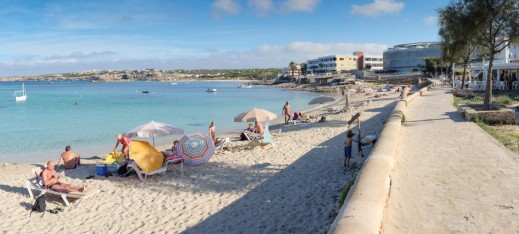 Formentera Beaches - Playa Es Pujols
