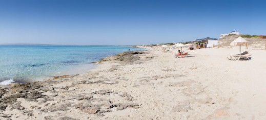 Formentera Beaches - Playa Migjorn