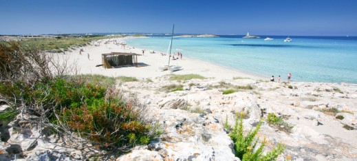 Formentera Beaches - Playa Illetes