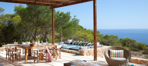Our Formentera villas - Can Soñar - 4 bedroom villa