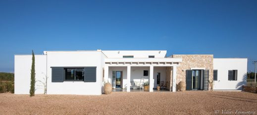 Our Formentera villas - Casa Armonia - 5 bedroom villa