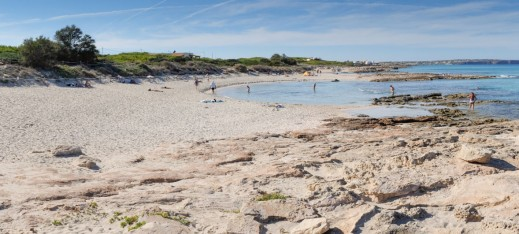 Formentera Beaches - Playa Es Calo
